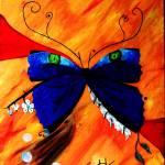 """Mystic Butterfly enlarge"" by Sharixon"