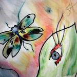 """""""Psychedelic Butterfly"""" by Sharixon"""