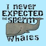 """""""The Sperm Whales"""" by KiniArt"""