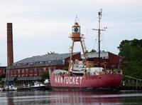 Nantucket light ship