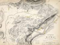 Map of the Battle of Rivoli