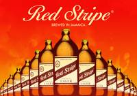 RED STRIPE WARHOL
