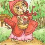 """Little Red Riding Hood"" by Artpixie"