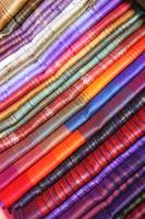 Linens at the Otavalo Craft Market