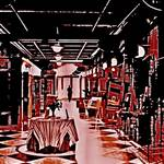 """Interior Galleria / Red  Bank"" by RickTodaro"