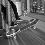 """Kick Push"" by urbaniqueart"