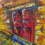 """Old Door"" by zayani"