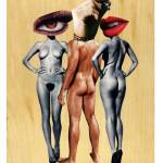 """Three Graces Collage"" by rydrahuang"