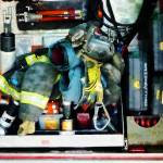 """Fire Engine Gear"" by susansartgallery"