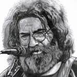"""jerry garcia"" by Lind27"