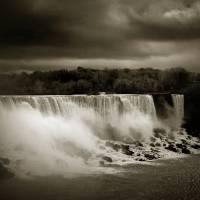 Niagara Falls Art Prints & Posters by Bryan Scott