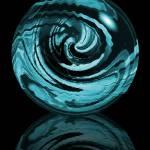 """Aqua Orb"" by GeorgeLewis"