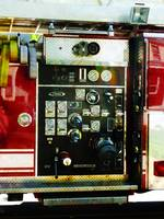 Gauges On Fire Truck