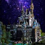 """Cinderella Castle"" by andy551"
