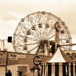 """Old World Coney Island"" by HidingUnderWater"