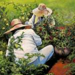 """Gardening A Passion"" by Kevinmeredith"