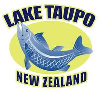 Trout fish lake taupo new zealand
