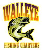 walleye fishing charters