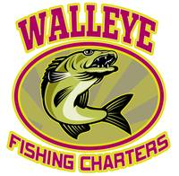 walleye fish fishing charters