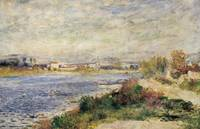 The Seine in Argenteuil