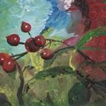 """Winter Berries"" by nadinerippelmeyer"