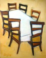 Chairs Around Table