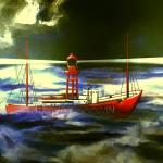 The South Goodwin Light Vessel