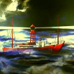 The South Goodwin Light Vessel