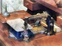 Sewing Machine Circa 1850