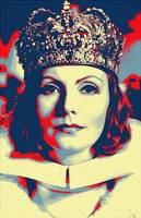 Greta Garbo in Queen Christina