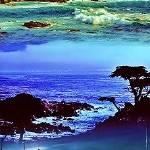 """Pebble Beach"" by winrow"