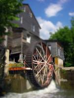 The Old Mill Wheel