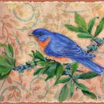 """Bluebird Summer"" by Sharon_himes"