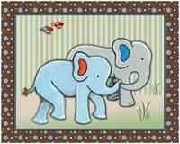 Elephants - Two by Two
