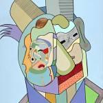 """Inner Face"" by ruchell"