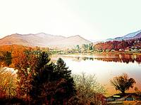 Lake In fall
