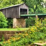 """Covered Bridge"" by Joanah"