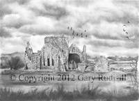The Abbey by Gary Rudisill