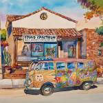 """""""The Love Bus"""" by WillyDaleArt"""