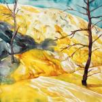 """Barenaked and SteamyRock"" by clovia"