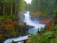 Magical Places Of Mount Rainier National Park
