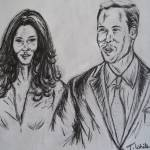 """William and Kate"" by goldy"
