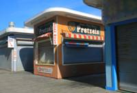 Pretzel Booth in Seaside Heights, New Jersey