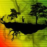 """Reggae_Vector_by_ChrisLuu"" by DjCitizen"