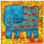 """""""Patterned Elephant"""" by julienicholls"""