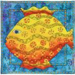 """""""Patterned Fish"""" by julienicholls"""
