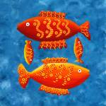 """""""Two Big Fish and Two Small Fish"""" by julienicholls"""