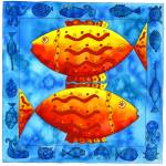 """""""Two Fish Square"""" by julienicholls"""