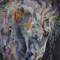 """Knight of Chess"" by Michael Creese"