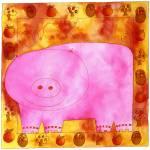 """""""Pig Oink"""" by julienicholls"""